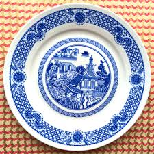 don moyer's calamityware dinner plates  cool hunting