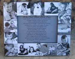 baby collage frame personalized babys first year frame baby collage picture