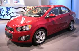 File:Chevrolet Sonic sedan NAIAS 2011.1.jpg - Wikimedia Commons