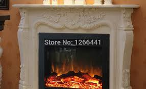 stand makro electric console existing big costco heater media duraflame for insert menards lots fireplace heaters