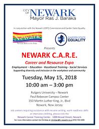 City Of Newark On Twitter Tomorrow May 15 We Invite The