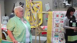 Farmgirl Vintage Retreat at My Girlfriend's Quilt Shoppe - YouTube & Farmgirl Vintage Retreat at My Girlfriend's Quilt Shoppe Adamdwight.com