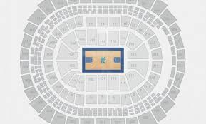 Quicken Loans Seating Chart With Seat Numbers Quicken Loans