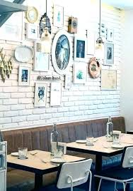 restaurant wall decor restaurant wall decor restaurant wall decor ideas framed in vintage style and paintings