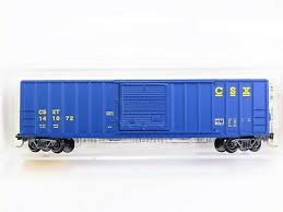 micro trains mtl n scale 50ft sd ribbed