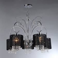 warehouse of tiffany celeste 5 light crystal chandelier