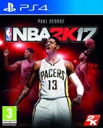 Nba 2k17 Depth Chart Nba 2k17 By 2k Games Playstation 4 Pal
