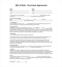Bill Of Sale For A Horse Horse Bill Of Sale With First Right Refusal Point Contract Template