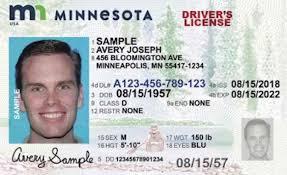 For Option License Have Third Driver's Gender Minnesotans