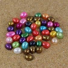 2019 Large Size <b>7 8mm</b> Akoya Oyster Love Wish Oval <b>10</b> 20 Pearls ...