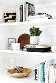 how to style shelves 6 ideas to get