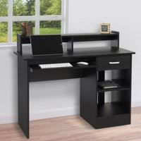 simple office desk. Beautiful Simple Product Image Best Choice Products Computer Desk Home Laptop Table College  Office Furniture Work Station  Black Inside Simple L
