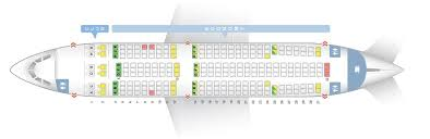 Seat Map Airbus A310 300 Air Transat Best Seats In The Plane