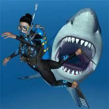 megalodon shark. Beautiful Shark Megalodon Shark Attack FREE For S