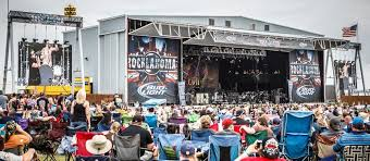 Rocklahoma Seating Chart Rocklahoma 3 Day Pass May Music Festival Tickets 5 22