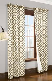 Geometric Patterned Curtains Curtain Geometric Curtains Drapes Youll Love Wayfair