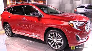 2018 gmc terrain pictures. plain pictures 2018 gmc terrain denali  exterior and interior walkaround debut at 2017  detroit auto show youtube inside gmc terrain pictures