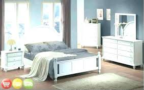 Extraordinary All White Bedroom Sets Full Size California King Panel ...