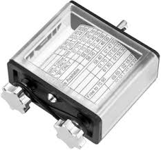 Msr Side Load Route Chart Holder Roll Chart 34 3089