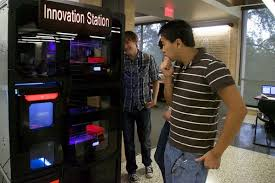 Printing Vending Machine Beauteous 48dersorg 48D Printing Vending Machine Unveiled On University Of