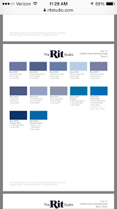 Fabric Dye Mixing Chart Rit Color Dye Charts Rit Dye Colors Chart Rit Dye How To
