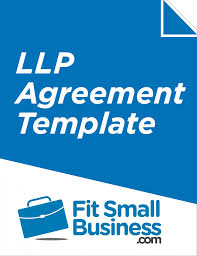 The creation of the agreement samples should be voluntary for both partners and it can be attested to the court if some dispute happens. Limited Liability Partnership Agreement Template Pros Cons