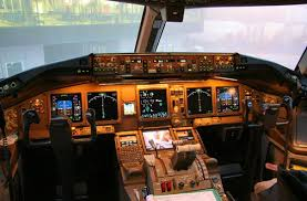 flight control boeing s uninterruptible autopilot system image a jet for the 21st century an interior view of a boeing 777 200 er cockpit photo becuo com in the case of mh370 the aircraft s rolls royce