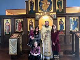 Deacon Herman Garrison's Ordination to the Holy Priesthood | St. Tikhon's  Orthodox Theological Seminary