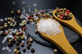 convert milligrams sodium to teaspoons salt