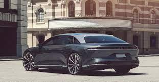 Lucid Motors' Electric Super Sedan Will ...