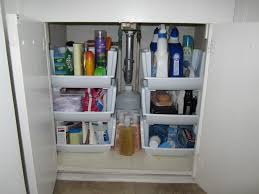 Tiered Shelves For Cabinets Built In Bathroom Closet Ideas Inspiration Storage Nice Chrome