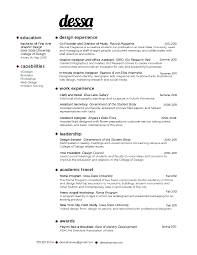 Study Abroad Resume - The Best Resume with Study Abroad On Resume