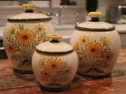 ceramic canister sets