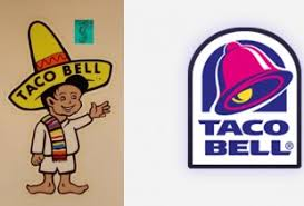 taco bell logo 2013. Fine Taco Taco Bell Left 1963 Right 2013 Photos On Bell Logo 2013 E