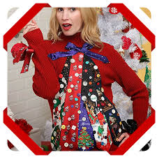 Ugly Christmas Sweater Craft Ideas