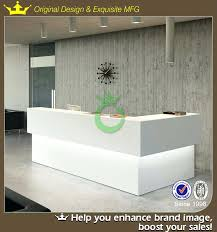 salon front desk furniture china high end office furniture white small modern office front desk
