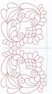 Best 25+ Hand quilting designs ideas on Pinterest | Hand quilting ... & Free Hand Quilting Patterns | stitches. The large designs are digitized as  half of the Adamdwight.com