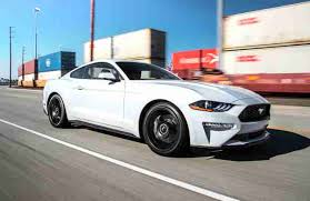 From the iihs, the 2021 mustang got the highest good score in five out of six crashworthiness tests. 2022 Ford Mustang New Ford Mustang Attend With Awd And Hybrid Power Ford Usa Cars