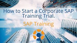 SAP Training - Corporate Training Trial - YouTube