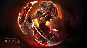 dota 2 bloodseeker monsters warriors fantasy games