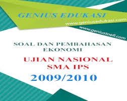 Selamat belajar dan menghadapi un dan usbn tahun latihan 2019/2020 semoga sukses. Soal Dan Pembahasan Un Ekonomi Sma Ips 2009 2010 Pdf Document