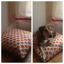 does goodwill take pillows delightful diy dog bed made with fabric and old pillows make a