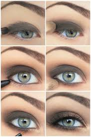 coffee eye makeup idea for green eyes makeup 20161