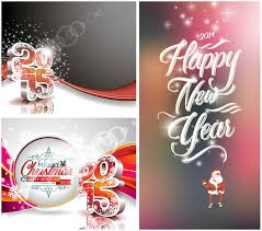 happy new year 2016 backgrounds vector