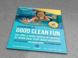 pool service flyers. Simple Service Swimming Pool Cleaning Service Flyer Template Inside Flyers R
