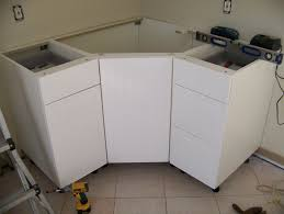 ikea corner sink base cabinet