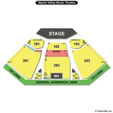 Alpine Valley Music Theatre Seating Chart Bank America Pavilion Online Charts Collection