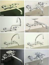 wall mounted faucet eight wall mount kitchen faucets wall mounted bathroom faucet installation