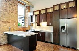 dark brown kitchen cabinets kitchens with brown cabinets contemporary kitchen with dark brown cabinets white quartz counters and dark brown kitchen cabinets