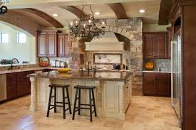 Stone Floors In Kitchen Painting Kitchen Islands Pictures Ideas Tips From Hgtv Hgtv
